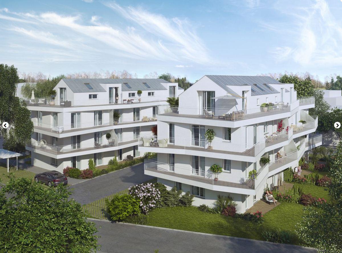 """Neues Wachstum für Bürmoos - Bauvorhaben """"Bürmoos Mitte"""" startet. LEISTBARES WOHNEN um 359.800.- für 4 Zimmer!"""