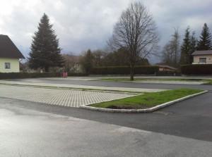 ...Parkplatzwüste